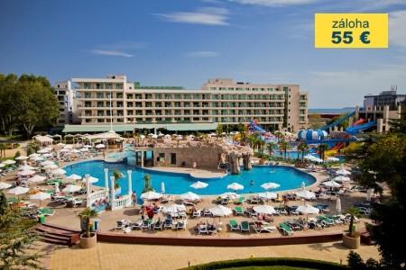 Invia – Hotel Evrika Beach, Bulharsko