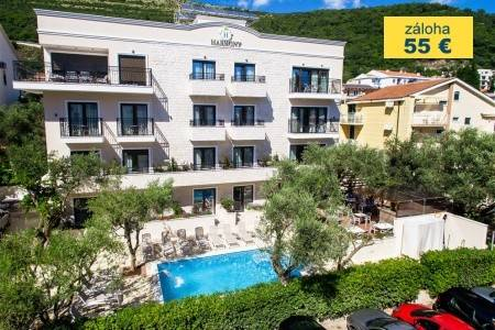 Invia – Hotel Harmony, Čierna Hora