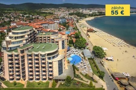 Invia – Hotel Marlin Beach, Bulharsko