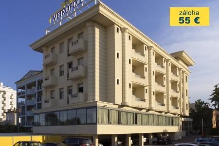Invia – Hotel Metropole S Bazénem, Emilia Romagna