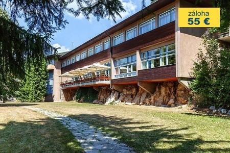 Invia – Hotel Plitvice, Plitvické jazerá