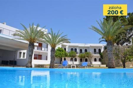 Invia – Hotel Porto Belissario, Grécko