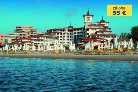 Invia – Hotel Royal Palace Helena Park, Bulharsko
