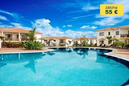 Invia – Melia Tortuga Beach Resort & Spa, Kapverdské ostrovy