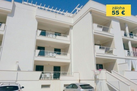 Invia – Residence La Rotonda Sul Mare – Vieste, Apulská oblasť (Puglia)