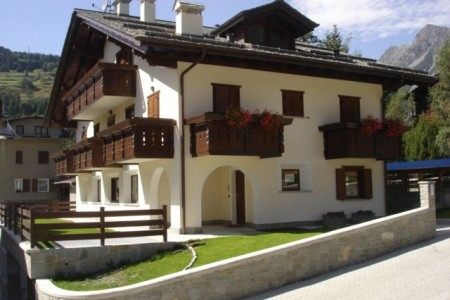 Invia – Rezidence Chalet Alberti, Taliansko