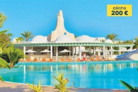 Invia – Royal Garden Palace, Djerba