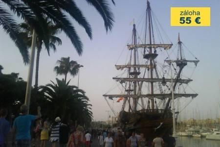 Invia – Slnečná Barcelona s pobytom pri mori, Barcelona