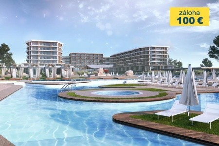 Invia – Wave Resort, Nesebar