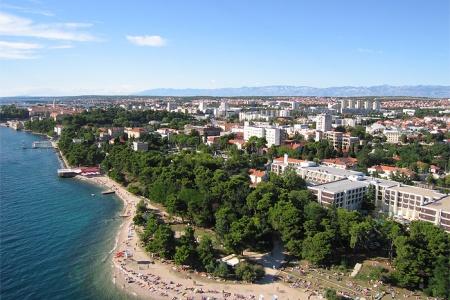 Invia – Hotel Kolovare, Zadar