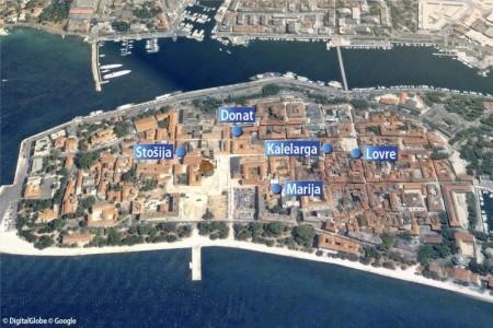Invia – Altstadt-Appartements, Zadar