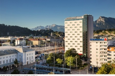 Invia – Austria Trend Hotel Europa Salzburg (Ei),