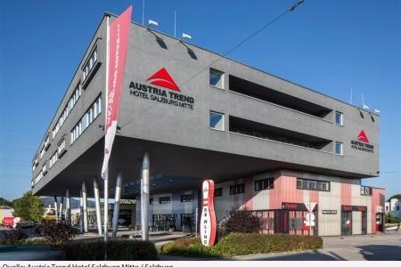 Invia – Austria Trend Hotel Salzburg Mitte (Ei), Salzbursko
