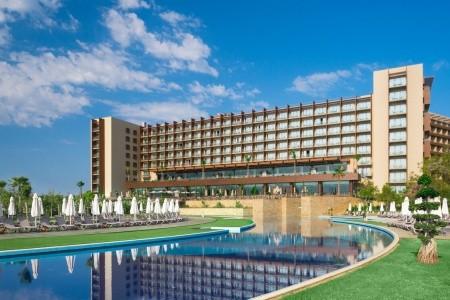 Invia – Concorde Resort-Casino, Severný Cyprus