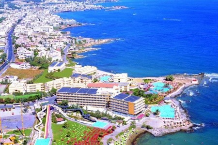 Invia – Eri Beach Hotel & Village, Kréta