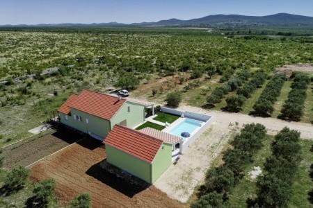 Invia – Green Escape, Severná Dalmácia