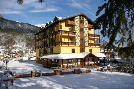 Invia – Hotel Dal Bon – 5Denní Lyžařský Balíček Se Skipasem A Dopravou V Ceně,