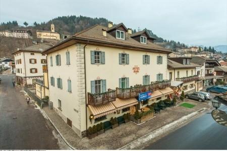 Invia – Hotel Italia – Villa Monica V Castello Molina Di Fiemme, Val di Fiemme/Obereggen