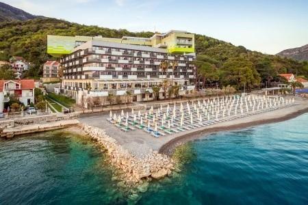 Invia – Hotel Park, Bijela, Čierna Hora