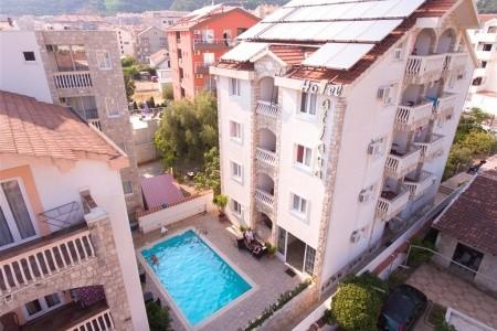 Invia – Hotel Tatjana – Dotované Pobyty 50+, Budva