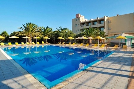 Invia – Hotel Tylissos Beach, Grécko