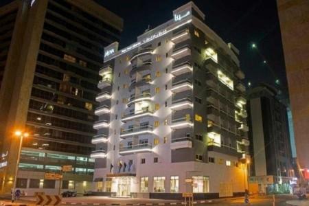 Invia – Mena Plaza Hotel Al Barsha,