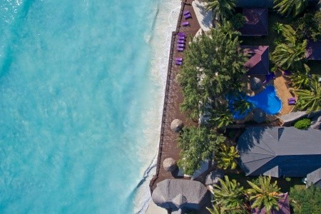 Invia – Mnarani Beach Cottages, Zanzibar