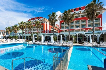 Invia – Orange County Resort Belek, Belek