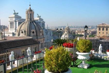 Invia – Pace Helvezia, Rím