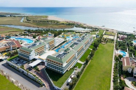 Invia – Port Nature Luxury Resort & Spa, Belek