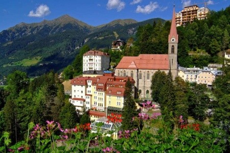 Invia – Sanotel Bad Gastein, Rakúsko