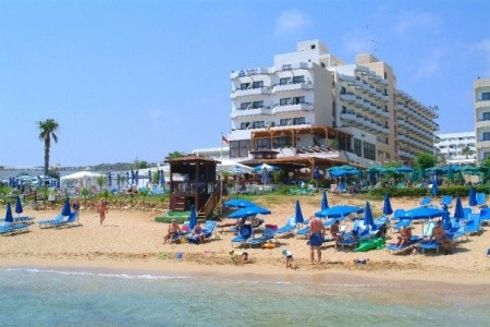 Invia – Silver Sands Beach Hotel, Cyprus