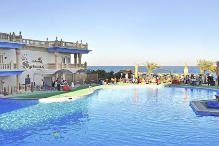 Invia – Sphinx Aqua Park Beach Resort,