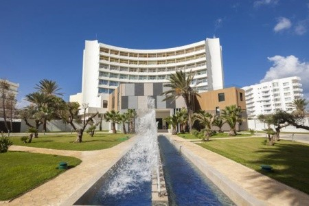 Invia – The Pearl Resort & Spa, Sousse