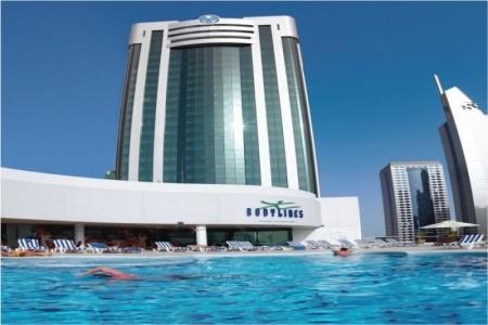 Invia – Towers Rotana, Spojené arabské emiráty