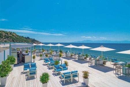 Invia – Bomo Tosca Beach, Grécko pevnina
