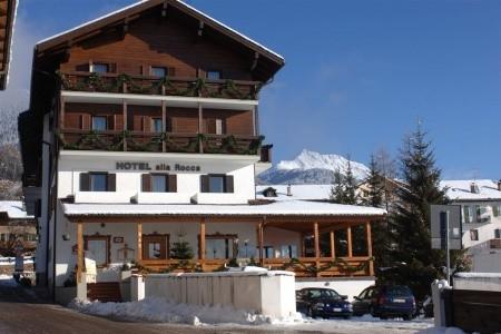 Invia – Hotel Alla Rocca*** – Zima 2020/21, Taliansko