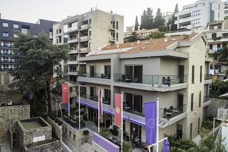 Invia – Hotel Butua Residence, Budva