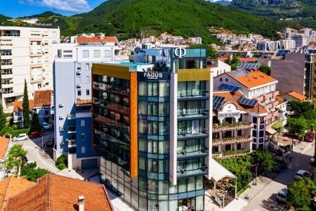 Invia – Hotel Fagus, Budva