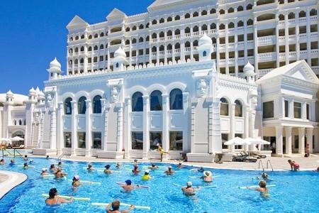 Invia – Hotel Kamelya Fulya, Turecko