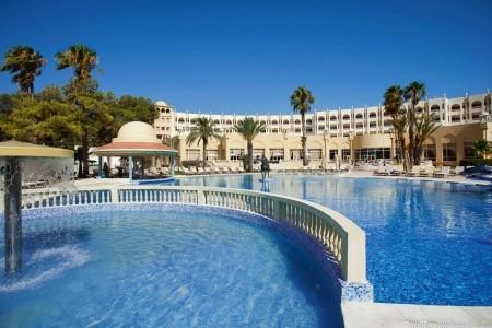 Invia – Hotel Steigenberger Marhaba Thalasso, Tunisko
