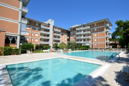 Invia – Residence Gardenia (Dodavatel 2) – Lignano Riviera, Lignano
